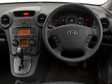 Kia Rondo AU-spec 2007–12 wallpapers