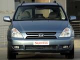 Photos of Kia Sedona LWB ZA-spec 2007–11