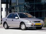 Kia Sephia 1993–95 photos