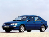 Kia Sephia Leo 1996–98 photos