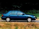 Photos of Kia Sephia Leo 1996–98