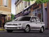 Photos of Kia Sephia II 2001–04