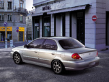 Pictures of Kia Sephia II 2001–04