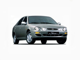 Kia Shuma 1997–2001 wallpapers