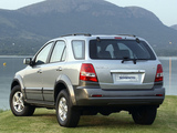 Kia Sorento ZA-spec (BL) 2003–06 photos