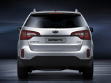 Kia Sorento (XM) 2012 photos