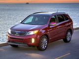 Kia Sorento SX US-spec (XM) 2012 photos