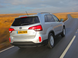 Kia Sorento UK-spec (XM) 2012 photos