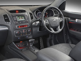 Kia Sorento ZA-spec (XM) 2013 wallpapers