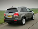 Pictures of Kia Sorento UK-spec (XM) 2009