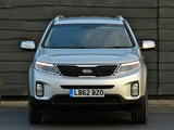 Pictures of Kia Sorento UK-spec (XM) 2012