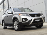 Pictures of Kia Sorento Global Circuit (XM) 2012