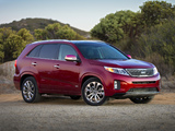 Pictures of Kia Sorento SX US-spec (XM) 2012
