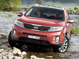 Kia Sorento AU-spec (XM) 2012 wallpapers