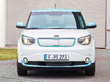 Images of Kia Soul EV EU-spec 2014