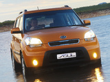Kia Soul ZA-spec (AM) 2009–12 photos