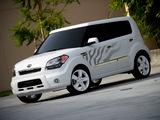 Kia Soul White Tiger Concept (AM) 2010 photos