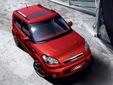 Kia Soul CN-spec (AM) 2011 pictures