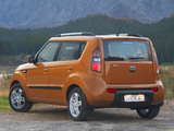 Photos of Kia Soul ZA-spec (AM) 2009–12