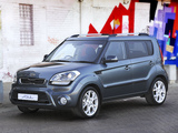 Photos of Kia Soul ZA-spec (AM) 2012