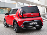 Photos of Kia Soul SUV Styling Pack 2013