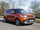 Photos of Kia Soul Turbo UK-spec (PS) 2016