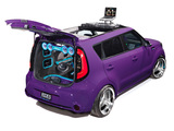 Pictures of Kia DJ Booth Soul 2013