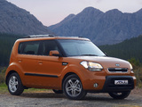 Kia Soul ZA-spec (AM) 2009–12 wallpapers