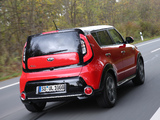 Kia Soul SUV Styling Pack 2013 wallpapers