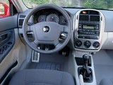 Images of Kia Spectra5 (LD) 2004–09