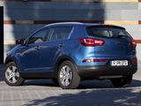 Images of Kia Sportage 2010–14