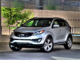 Images of Kia Sportage US-spec 2013