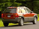 Kia Sportage US-spec (KM) 2004–08 pictures