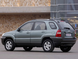 Kia Sportage ZA-spec (KM) 2005–08 images