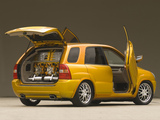 Kia Sportage Solid Gold (KM) 2005 wallpapers