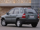 Kia Sportage ZA-spec (KM) 2005–08 wallpapers