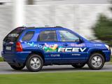 Kia Sportage FCEV (KM) 2007–09 images