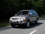 Kia Sportage (KM) 2009–10 images