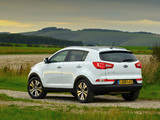 Kia Sportage UK-spec 2010 images