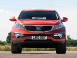 Kia Sportage UK-spec 2010 photos