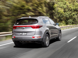 Kia Sportage AU-spec (QL) 2016 photos