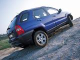 Photos of Kia Sportage (KM) 2004–08