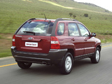 Photos of Kia Sportage ZA-spec (KM) 2005–08