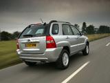 Photos of Kia Sportage UK-spec (KM) 2008–09