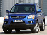 Photos of Kia Sportage (KM) 2009–10