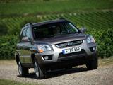Photos of Kia Sportage (KM) 2009–10