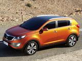 Photos of Kia Sportage ZA-spec 2010–14