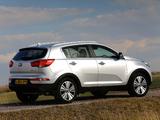 Photos of Kia Sportage EcoDynamics UK-spec 2013