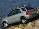 Pictures of Kia Sportage UK-spec (KM) 2008–09