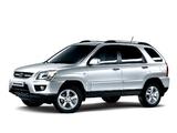 Pictures of Kia Sportage (KM) 2009–10